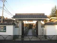 専浄寺山門