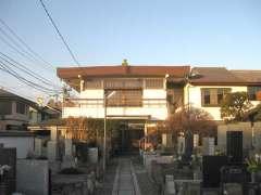 専浄寺本堂