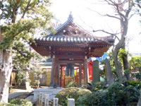 室泉寺鐘楼