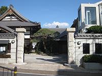 上宮寺山門