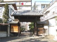 東江寺山門