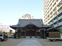 長泉寺本堂