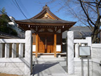 妙円寺毘沙門堂