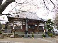 瑞円寺本堂