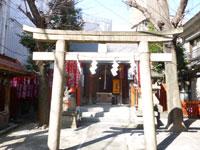千代田稲荷神社鳥居