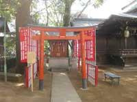 境内社玉造稲荷神社