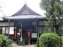 大福生寺本堂