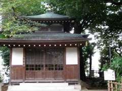 大福生寺護摩堂