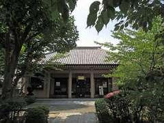 来福寺本堂