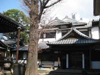 正徳寺客殿