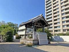 東海寺梵鐘