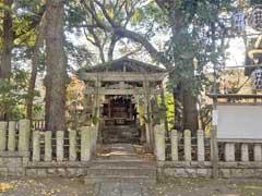 小山八幡神社稲荷社