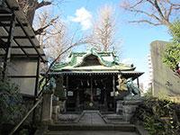 寄木神社社殿