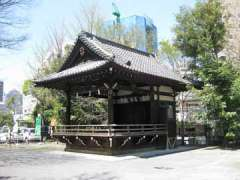 荏原神社鳥居