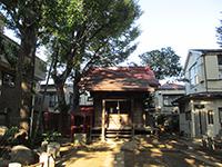東関森稲荷神社