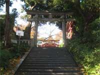 居木神社鳥居