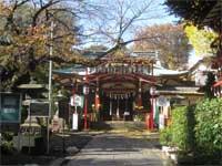 居木神社拝殿