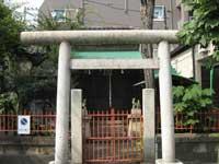三岳神社拝殿