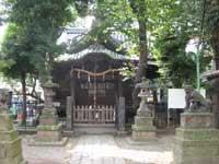 南品川諏訪神社