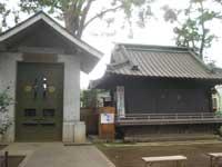 戸越八幡神社神楽殿