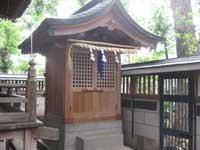 戸越八幡神社春日社