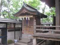 戸越八幡神社稲荷社