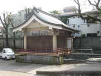 桐ヶ谷氷川神社神楽殿