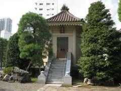 願行寺法界堂