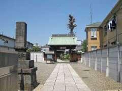 本栄寺参道
