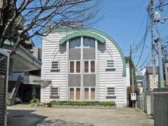 本覚寺庫裏