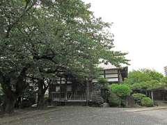 常行寺本堂