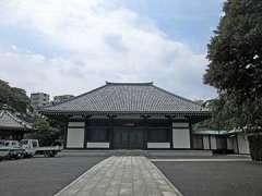 海晏寺本堂