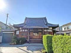 清光寺本堂