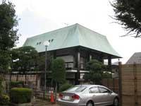 常光寺本堂