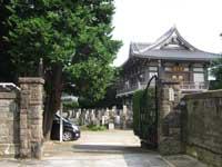 最上寺山門