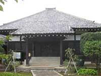 清岸寺本堂