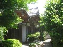 浄輪寺本堂