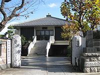 常泉寺山門