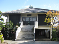 常泉寺本堂