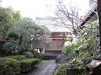 緑雲寺本堂