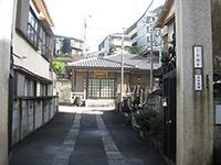 宗円寺参道