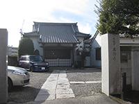 本松寺山門