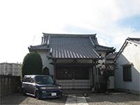 本松寺本堂