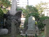 大聖院紅皿の墓