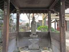 法善寺七面明神堂
