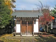 牛込柳町天祖神社