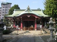 亀ヶ岡八幡神社