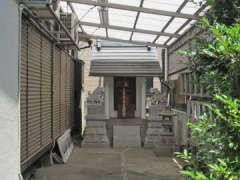 池立神社社殿