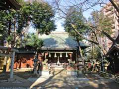 多武峯内藤神社社殿