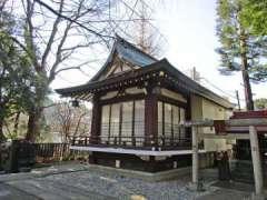 多武峯内藤神社神楽殿